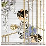 Oriental Furniture Geisha Shoji Blinds - (36 in. x 72 in.)