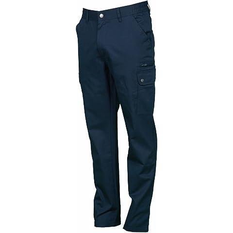 9f2c2fc95f87 Pantaloni Da Lavoro Elasticizzati Con Tasche Frontali Payper Forest Stretch