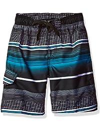 Kanu Surf Boys' Sprint Stripe Swim Trunk