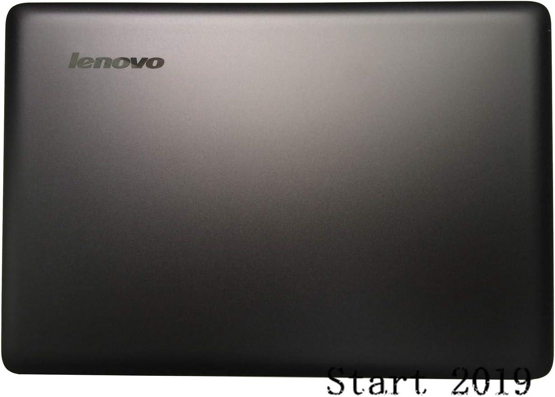 New for Lenovo Ideapad U410 LCD Back Cover Non-Touch Metal 3CLZ8LCLV30 Gray