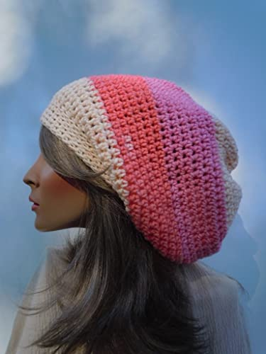 Amazon Dreadlock Tam Rasta Tam Cap Hippie Hat Bag Hat Soft