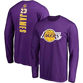KSITH Camiseta De Los Hombres NBA Fan Lakers James ...