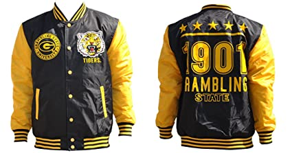 the latest 2ef1f 33bdf Amazon.com : Big Boy Gear Grambling Tigers - Black ...
