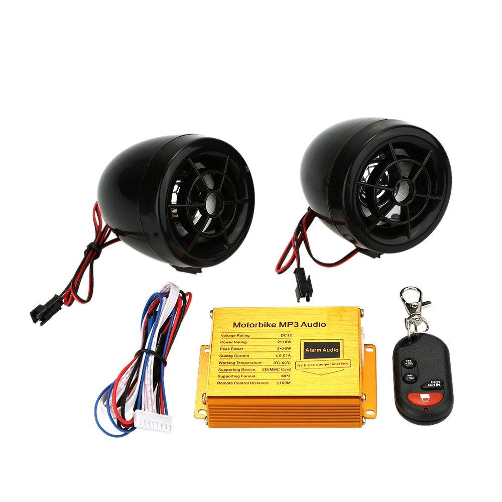 Amazon.com: KKmoon Motorcycle MP3 Player Speakers Audio Sound System on speaker audio, coaxial audio, sony audio, headset audio, multimedia audio, cd audio, cable audio, set clock pioneer car audio, dvi audio,