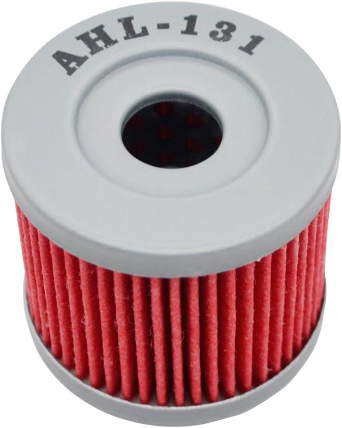 AHL 131 /Ölfilter Oil Filter f/ür HYOSUNG GV125 AQUILA 125 2000-2008