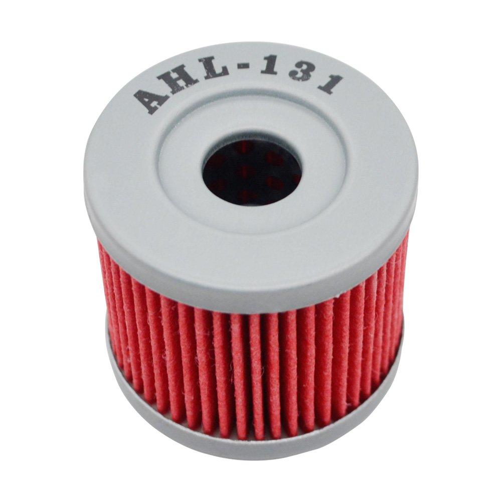 AHL Motocicleta Filtro de Aceite oil filter para SUZUKI UH200 BURGMAN 200 2007-2012