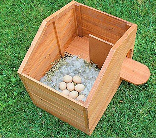 FINCA CASAREJO Caseta para Patos - Nido para Patos (Grande): Amazon.es: Jardín