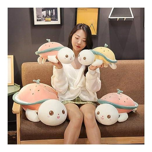 40-65cm Frutas linda de la tortuga de juguetes de peluche ...