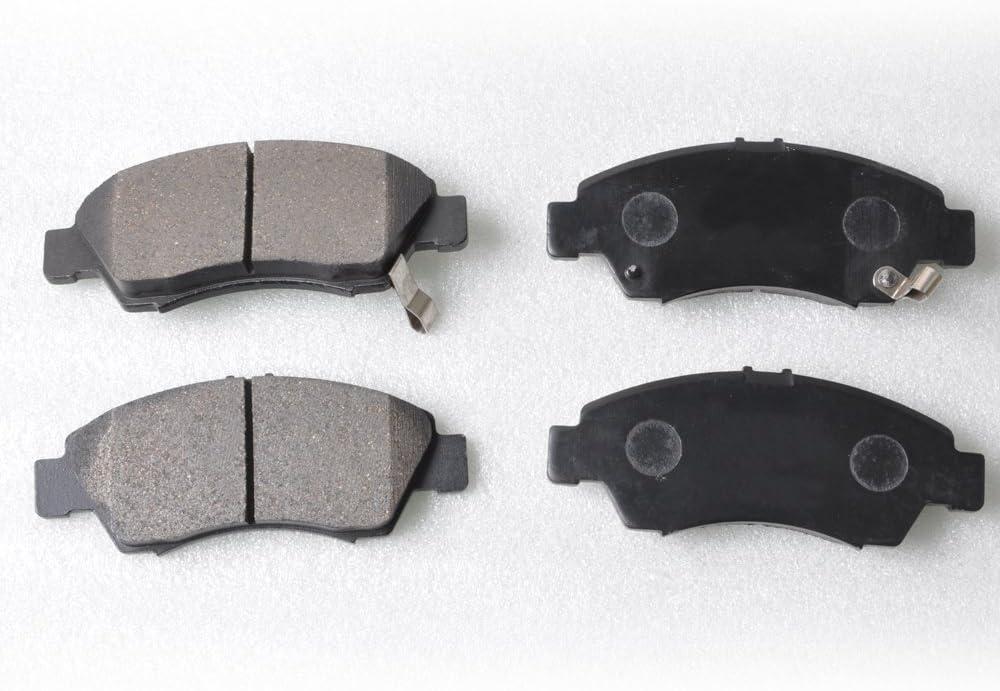 Honda Civic Jazz Logo Front  Brake Pads Full Set