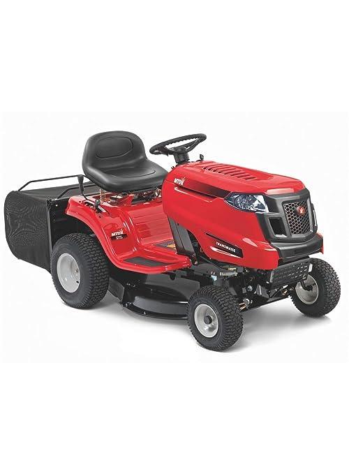 MTD RC125 Tractor cortacésped Smart RC 125 Trabajo para un jardín ...