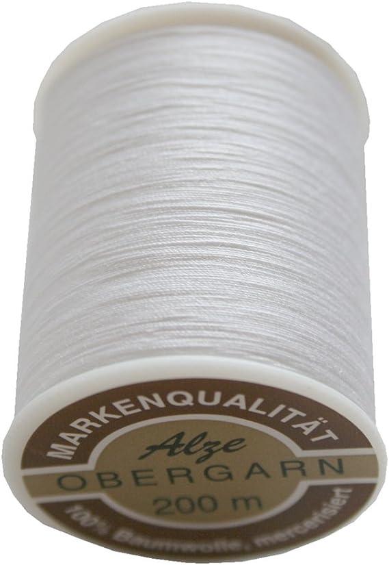 100/% Baumwolle Garnstärke 40//2 Farbe schwarz Gründl Obergarn 100 m