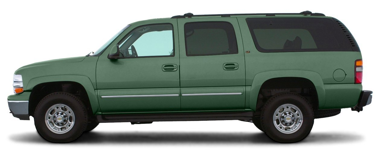 Ford Excursion Mpg >> Amazon.com: 2002 Chevrolet Suburban 1500 Reviews, Images, and Specs: Vehicles