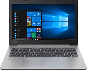 "Lenovo 81DE0085US Laptop (Windows 10 Home, 8th Gen Intel Core i3-8130U Processor, 15.6"" (1366 x 768) LED HD Display, SSD: 1 TB, RAM: 8GB DDR4) Gray, Grey"