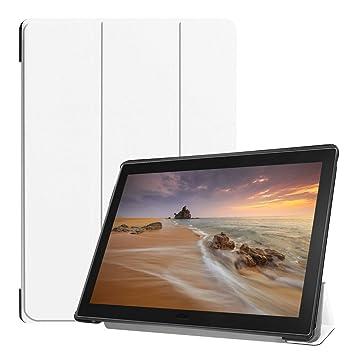 WHWOLF Compatible con Lenovo Tab E10 - Funda tb-x104 F ...