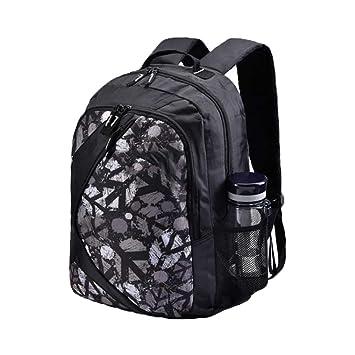 c655a3266776c Tclothing Schick Schule Backpack Fashion Rucksack mit Große Kapazität  Freizeit Herren Cityrucksack Damen Daypack Atmungsaktiv Nylon