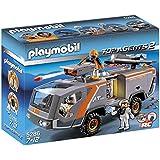Playmobil Agentes Secretos - Camión espía (5286)