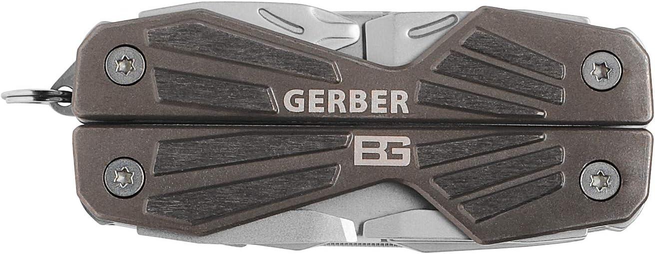 Amazon.com: Gerber Bear Grylls multiherramienta compacta [31 ...