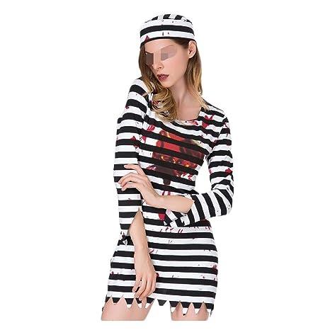 LHQ-HQ Horror Señora de Halloween del Zombi Sangre Femenina ...