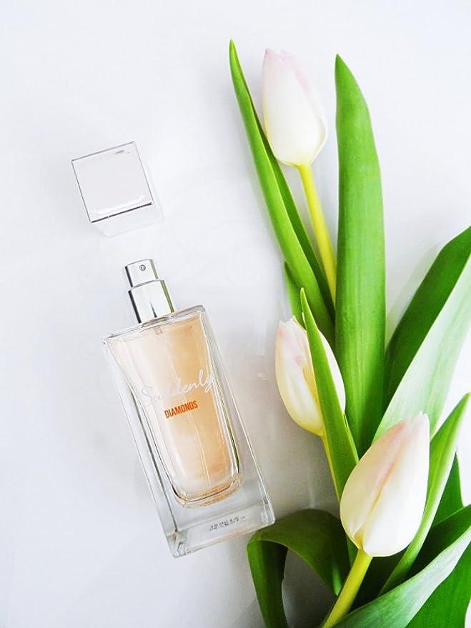 Agua de perfume Suddenly Woman 1 o Suddenly Diamonds o Suddenly ...