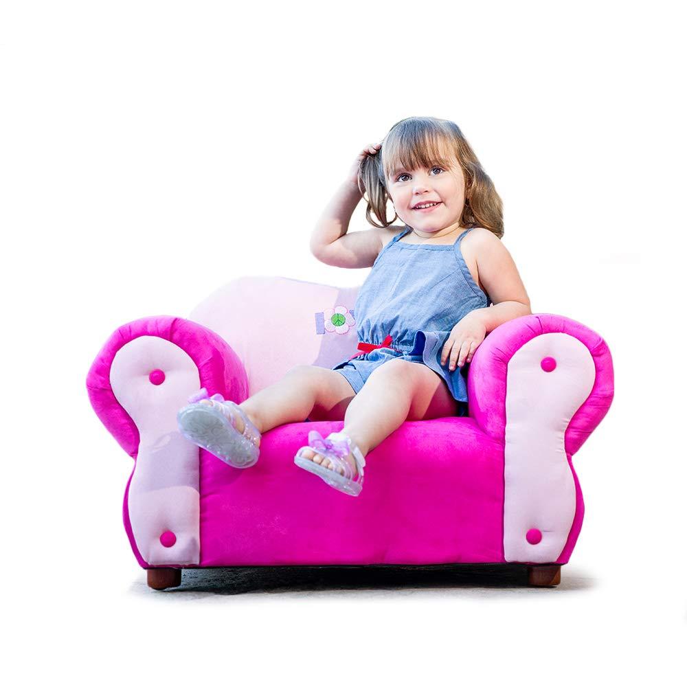 KEET Comfy Kid's Chair, Love