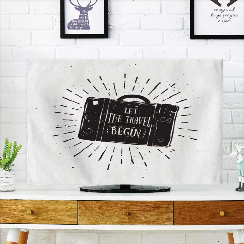 Philiphome あなたのテレビのレパードベクターを保護 壁紙 背景 テクスチャ TV W19 x H30 インチ/TV 32インチ W35 x H55 INCH/TV 60