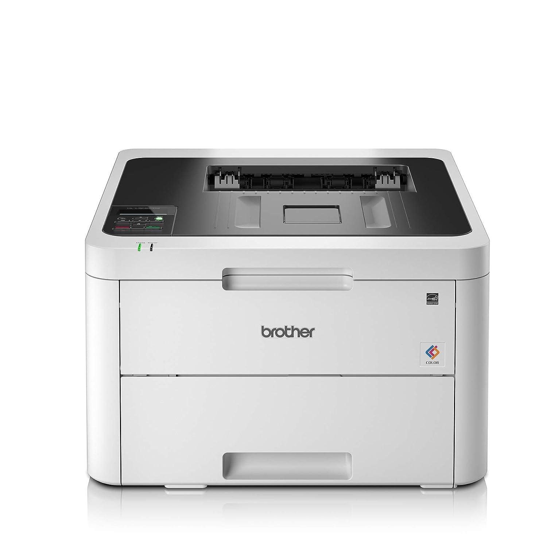 18 Seiten in der Min. wei/ß Brother HL-L3230CDW Kompakter Farblaserdrucker