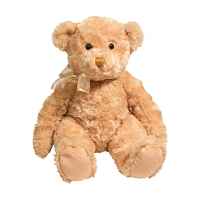 Douglas Gold Tender Teddy Bear Plush Stuffed Animal: Toys & Games
