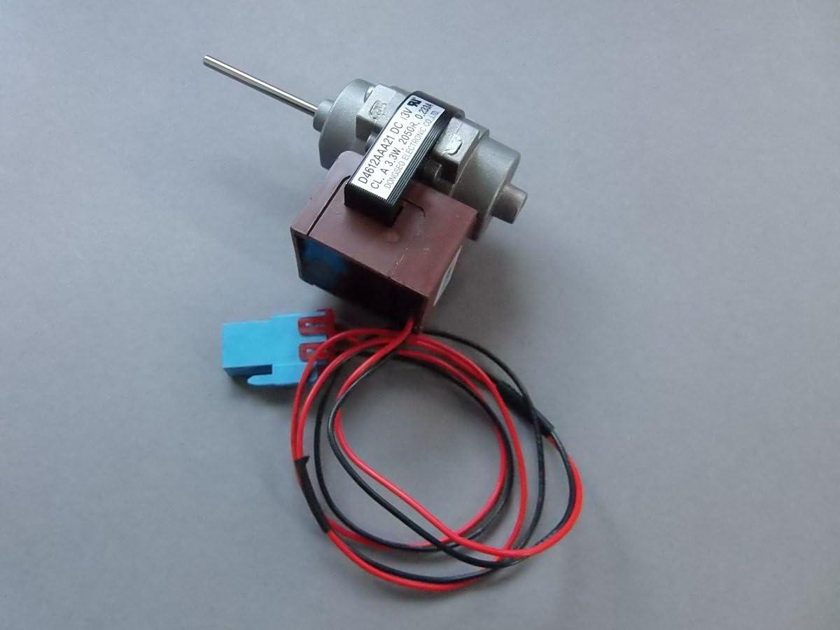 Motor Ventilador para Frigorífico Refrigerador NO-FROST 3.3W/ 13V ...