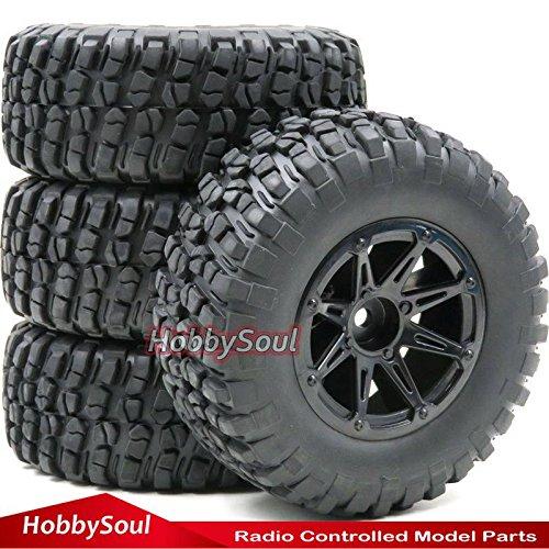 4 wheel tires - 2