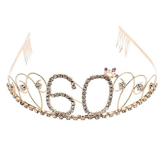 feiledi Trade - Corona de cumpleaños para Mujer con ...