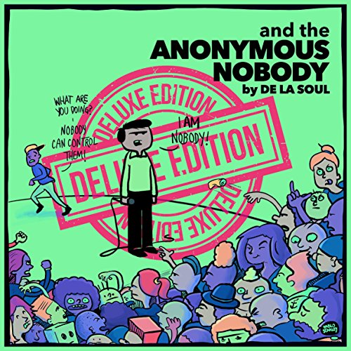 and the Anonymous Nobody... [Explicit] (Deluxe Version)