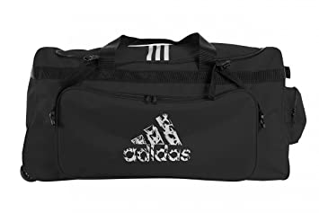 adidas Trolley Bag Sports, Black, 80 x 40 x 37 cm  Amazon.co.uk ... 44e7423c17