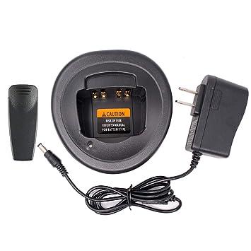 Genuine OEM Motorola Rapid Charger for Motorola HT1250 Portable Radio