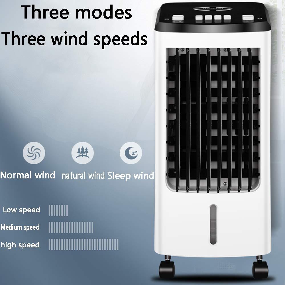 refrigeratore Home Silent Ventilatore elettrico Ventilatore raffreddato ad aria Mobile umidificatore raffr Axdwfd Ventilatore a nebbia industriale Mini ventilatore for condizionatori daria portatile