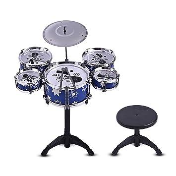 Amazon Com Jazz Drum Set Kit Muslady Musical Instrument Children
