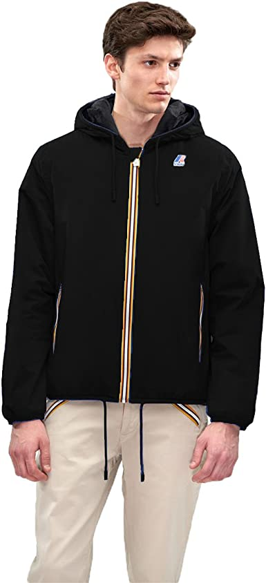 K Way Premiere Jacques Ripstop Marmotta Veste Homme: Amazon