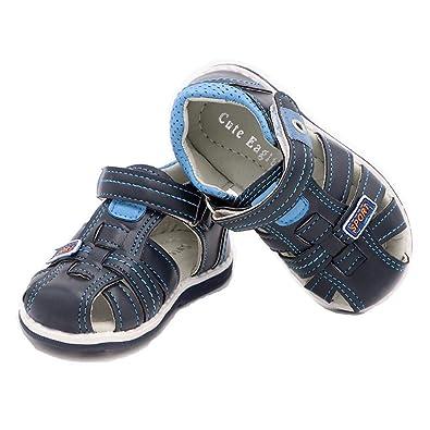 Amazon.com: Zapatillas ortopédicas de verano para niños, de ...