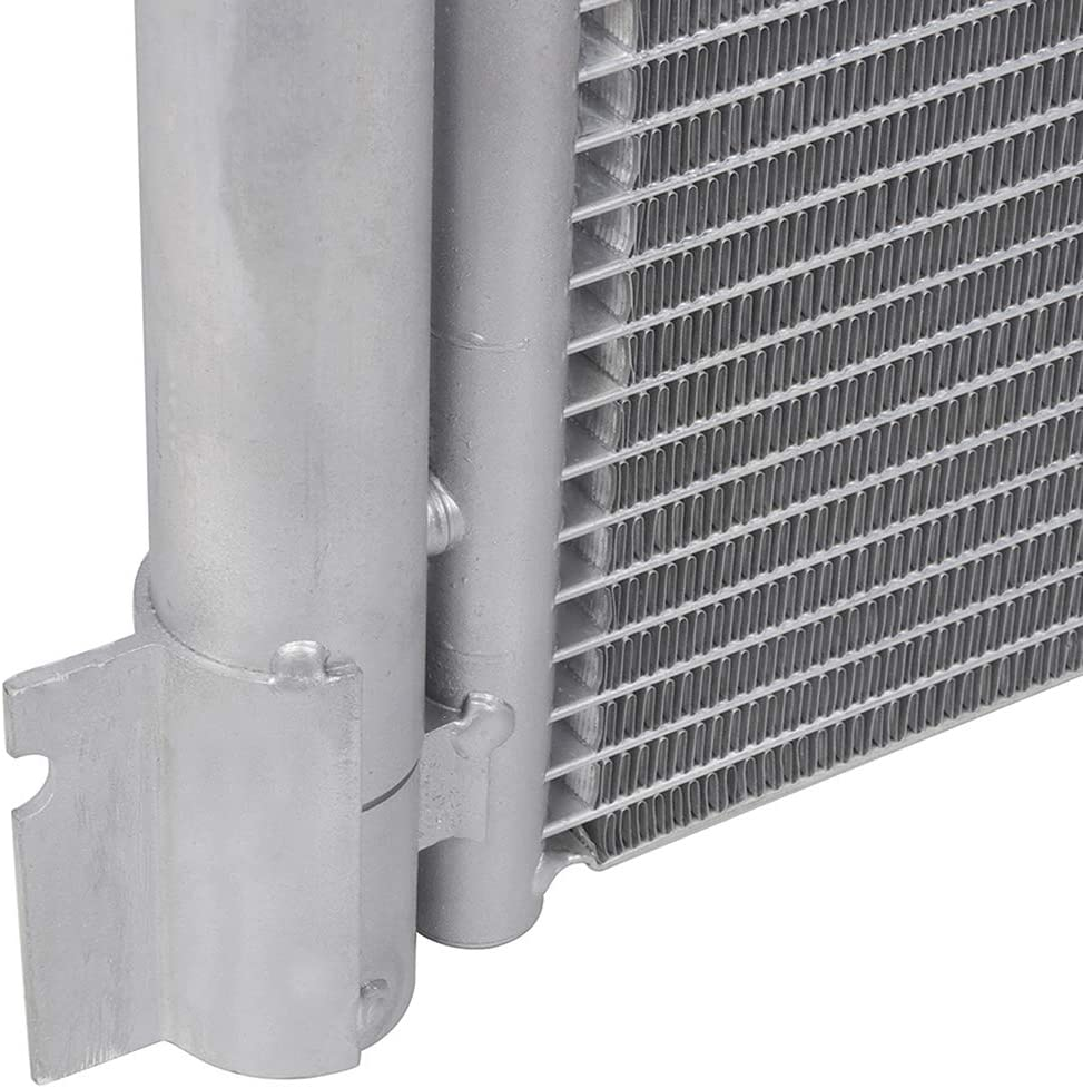 OCPTY Auto Parts AC Condenser Replacement for 2015 2016 2017 2018 for Ford Focus Hatchback 2L 4914 A//C Condenser