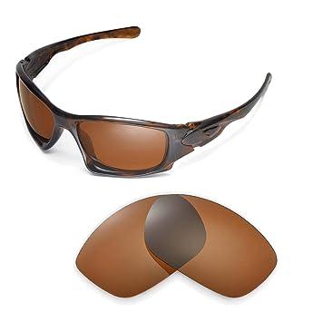 Neu SR Ersatzgläser für Oakley Ten X ( Polarisierte Brown Linsen ) bOega
