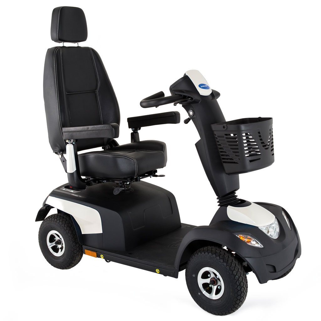 scooter más potente y seguro buena autonomía todos los terrenos