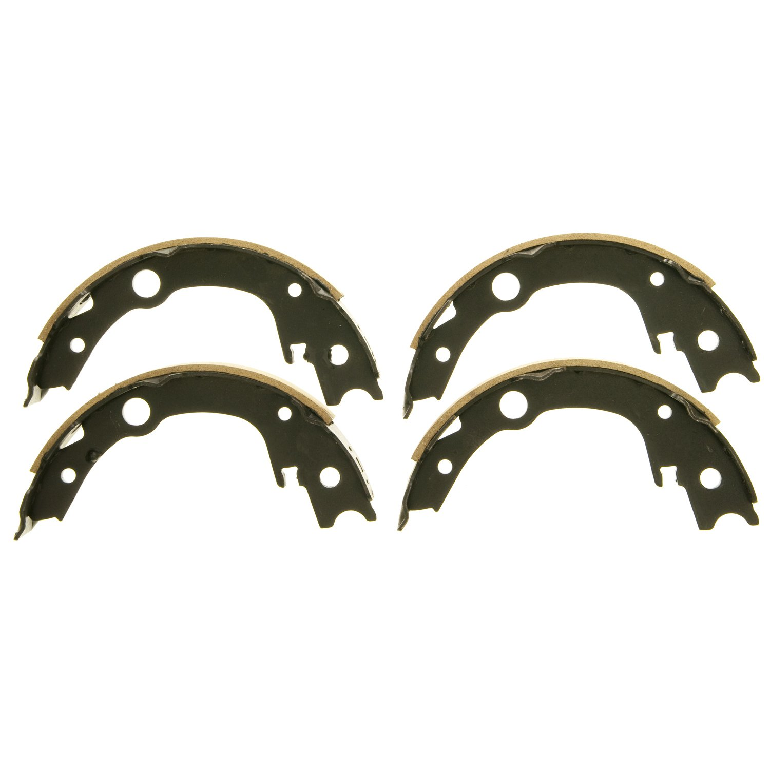 Wagner Z796 Parking Brake Shoe Set, Rear Wagner Brake