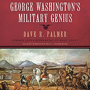 George Washington's Military Genius Audiobook