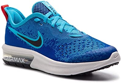 | Nike Air Max Sequent 4 Indigo ForceBlack Mens
