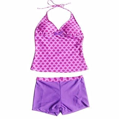 Badeanzug für Mädchen Schwimmanzug Sport Bademode 122 128 134 140 146 152 164