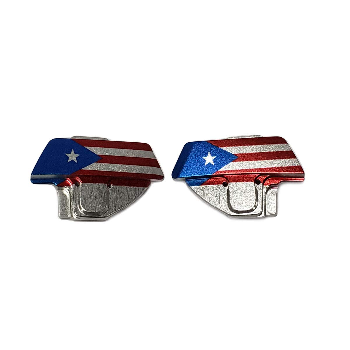 Planet Eclipse Eye Cover Kit - CS2 - Puerto Rico Flag by Planet Eclipse