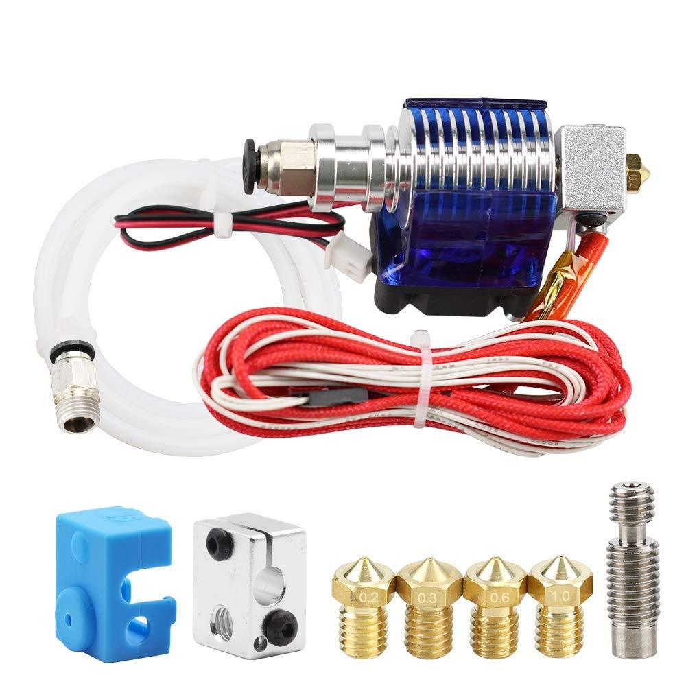 Monland Impresora 3D J-Head con Ventilador de Enfriamiento único ...