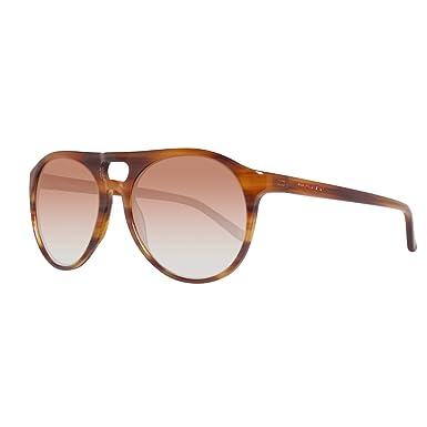 Gant Sonnenbrille GRA052 53A25 Gafas de sol, Marrón (Braun ...