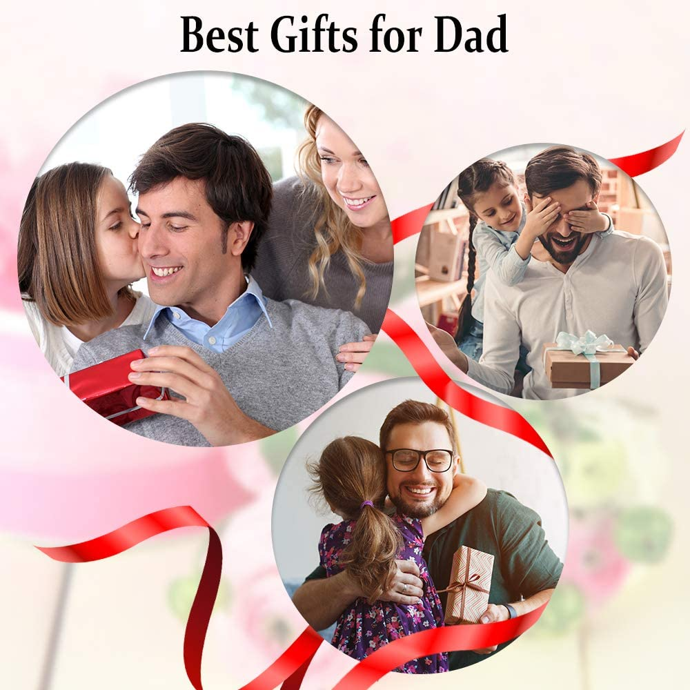 Useful Gifts for Dad from Daughter Son,TekHome Stocking Stuffers for Men,Mutil-tools Pliers,Best Christmas Birthday Gift Ideas for Father Papa Him Mini Tools for Camping Gear.
