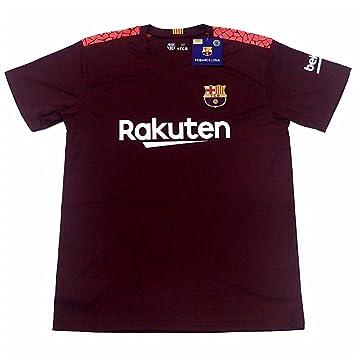 Camiseta F.C. Barcelona Réplica Oficial Adulto Tercera Equipación [AB4940]: Amazon.es: Deportes y aire libre
