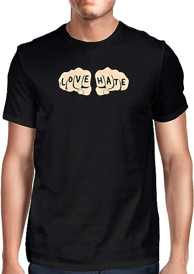 DibuNaif Camiseta Cine Hombre - Unisex La Noche del Cazador, Robert Mitchum: Amazon.es: Ropa y accesorios